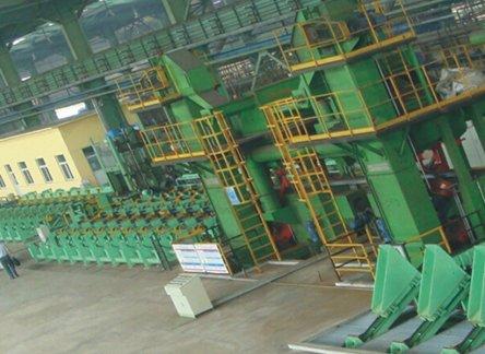 金属板管棒型材精整设备及生产线(含信息化管理)
