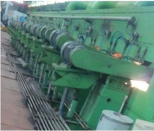 多磨头砂轮磨钢机(9磨头、12磨头)